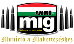AMMO by Mig Hungary